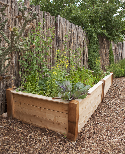 Vegetable garden planter